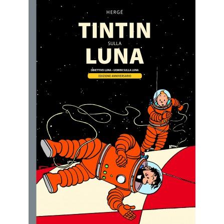 Tintin sulla Luna - Edizione Anniversario