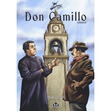 Don Camillo a fumetti Vol. 17