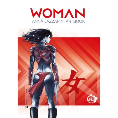 WOMAN. Anna Lazzarini Artbook
