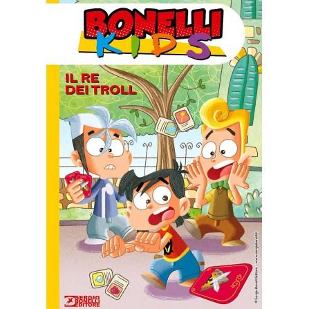 Bonelli Kids. Il Re dei Troll