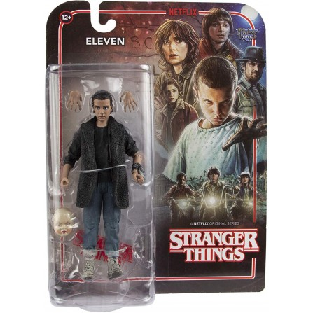 Stranger Things Action Figure: Punk Eleven