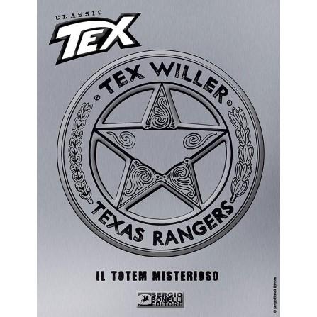 Tex Classic #001 (Variant Stella d'Argento)