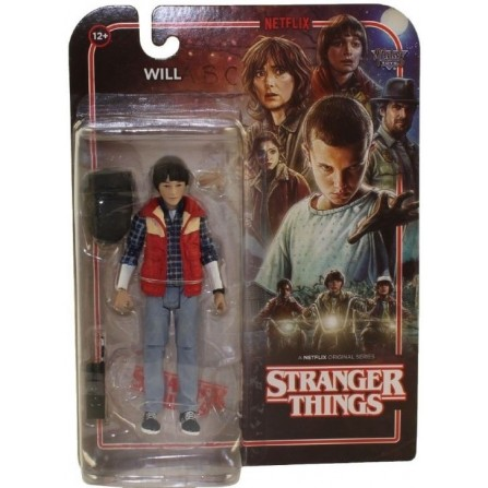 Stranger Things Action Figure: Will