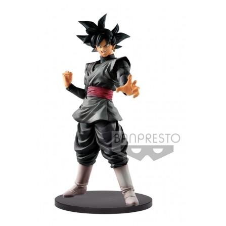 Dragon Ball Legends Collab Son Goku Black Figure