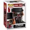 Funko POP! Television 915: La Casa de Papel - El Profesor (Clown) Vinyl Figure