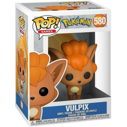 Funko POP! Games 580: Pokémon - Vulpix