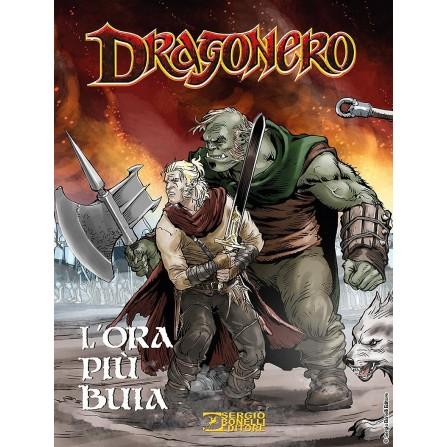 Dragonero #058 (Variant Cartoomics 2018)