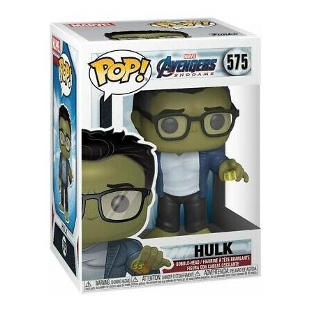Funko POP! Marvel 575: Avengers Endgame - Hulk (w/ Tacos)