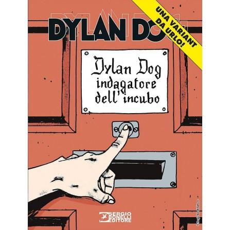 Dylan Dog 374 (Variant Lucca 2017)