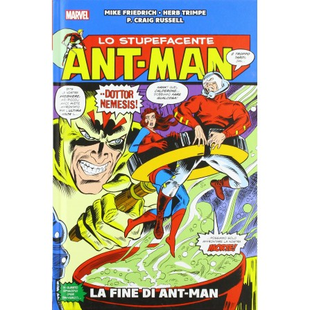 Ant-Man: La fine di Ant-Man (Marvel History)