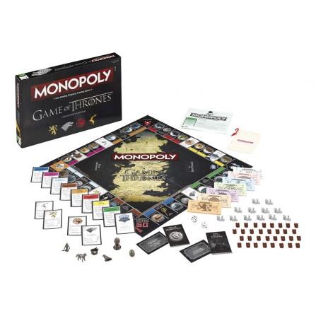 Monopoly - Game of Thrones (Edizione da Collezione)