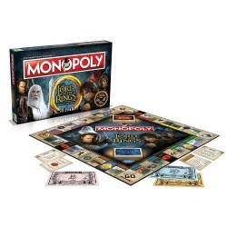 Monopoly - Il Signore degli Anelli (Edizione della Trilogia)