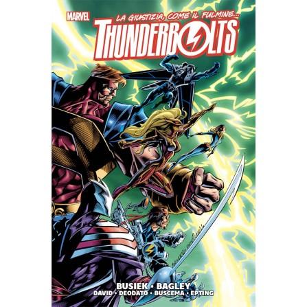 Thunderbolts: La giustizia, come il fulmine... (Marvel History)