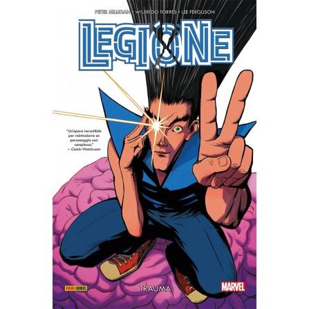 Legione: Trauma (Marvel Collection)