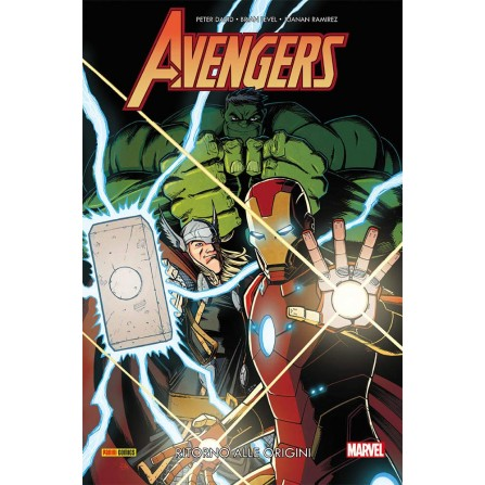 Avengers: Ritorno alle origini (Marvel Collection)