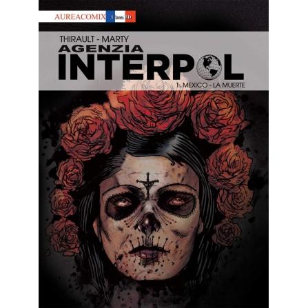 Agenzia Interpol #001 (Aureacomix Linea BD)