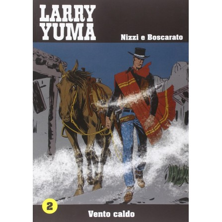 Larry Yuma Vol. 02