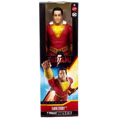 """Shazam 12"""" DC True Moves Action Figure"""