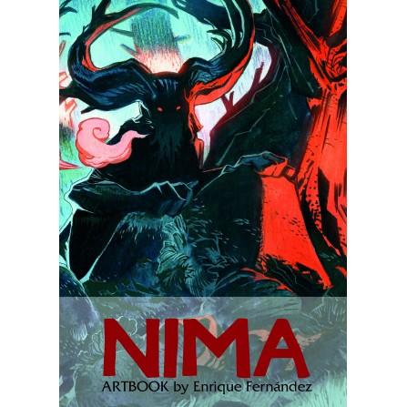Nima. Artbook