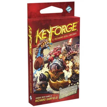 Keyforge: Il Richiamo degli Arconti. Mazzo