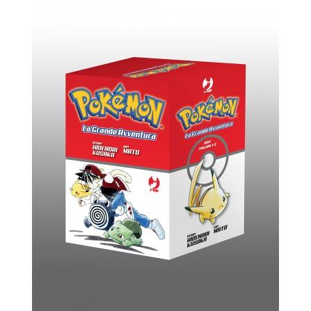 Pokémon. La grande avventura - Box 1