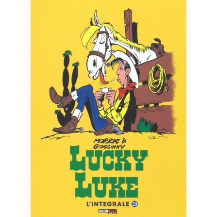 Lucky Luke - L'Integrale Vol. 3