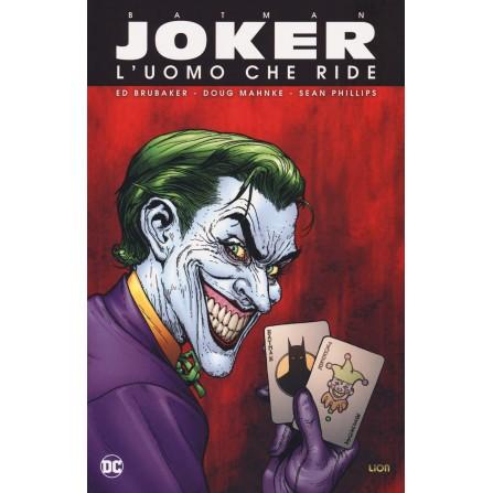 Batman - Joker l'Uomo che Ride (Batman Library)