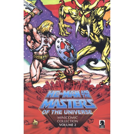 He-Man and the Masters of the Universe. Minicomic Collection Volume 2