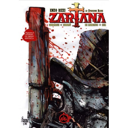 Zartana: Lo stregone blues (Edizione Variant)