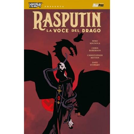 Hellboy Presenta: Rasputin - La voce del drago