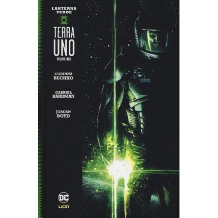 Lanterna Verde: Terra Uno - Volume 1 (Grandi Opere DC)
