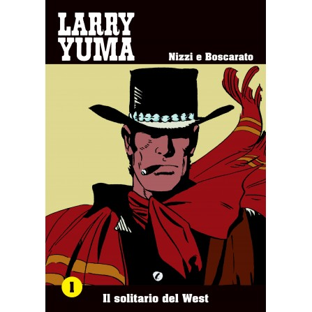 Larry Yuma Vol. 01