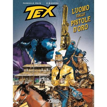 Tex: L'uomo dalle pistole d'oro (Tex Stella d'Oro)