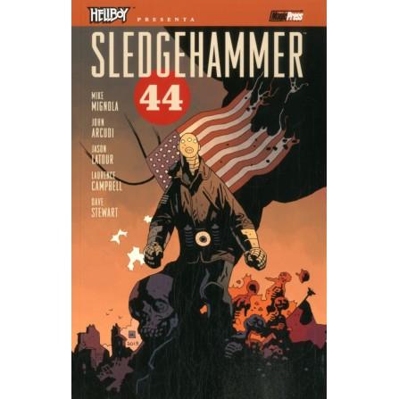 Hellboy Presenta: Sledgehammer 44