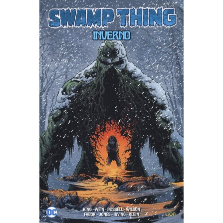 Swamp Thing - Inverno (DC Universe Library)