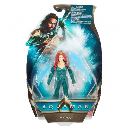 Aquaman 6-inch Mera Action Figure