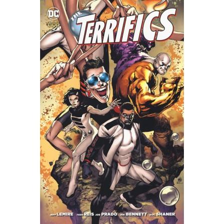 The Terrifics Vol. 1 (DC Universe)