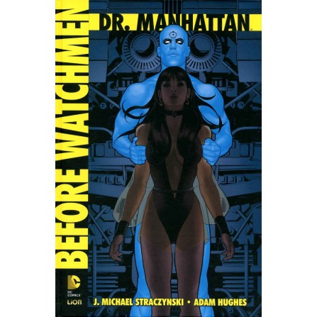 Before Watchmen: Dr. Manhattan (Absolute DC)