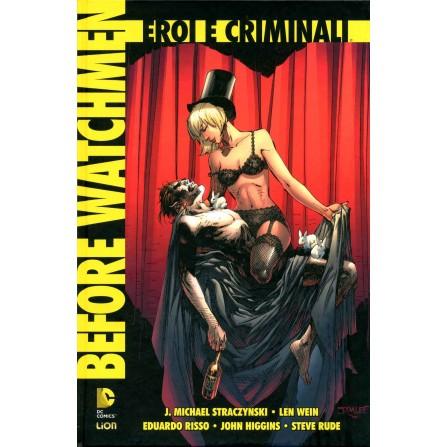 Before Watchmen: Eroi e criminali (Absolute DC)