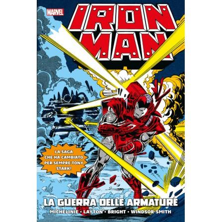 Iron Man - La guerra delle armature (Marvel History)