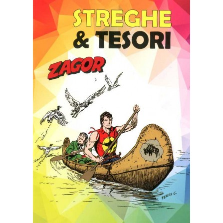 Zagor - Streghe & Tesori