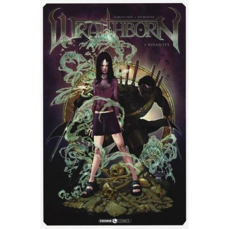 Wraithborn Vol. 1 - Rinascita
