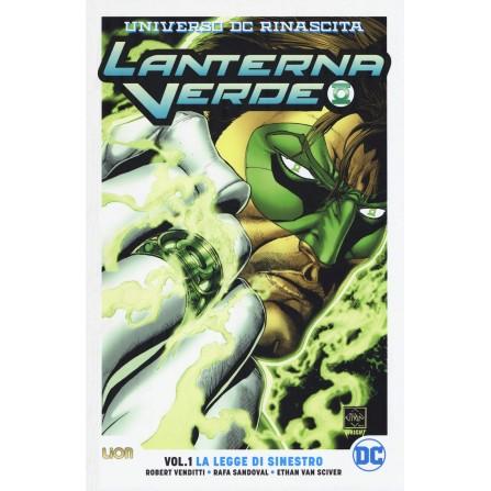 Lanterna Verde Vol. 1 - La Legge di Sinestro (Rinascita Ultralimited Collection)