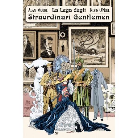 La lega degli straordinari gentlemen Volume 1 – Nuova edizione