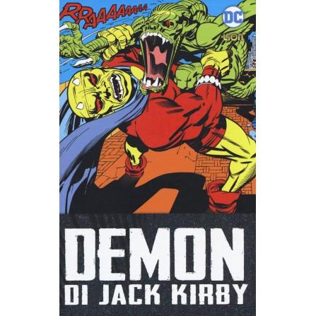 Demon di Jack Kirby (DC Omnibus)