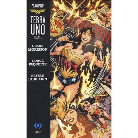 Wonder Woman Terra Uno Vol. 2 (Grandi Opere DC)