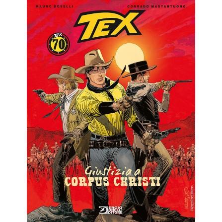 Tex: Giustizia a Corpus Christi (Tex Stella d'Oro)
