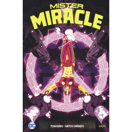 Mister Miracle Vol. 2 (DC Miniserie)