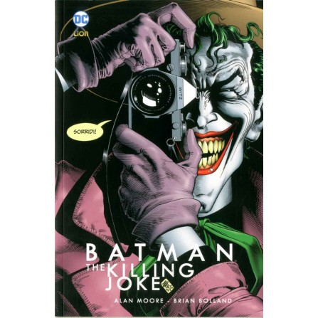 Batman: The Killing Joke (DC Book)