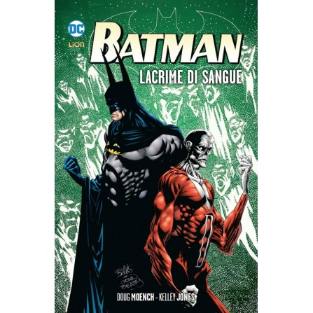 Batman: Lacrime di sangue (Grandi Opere DC)